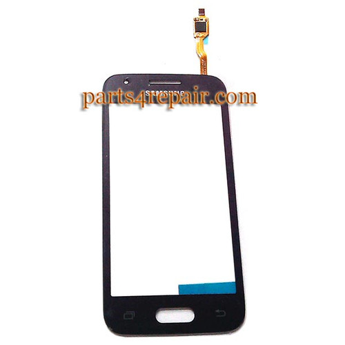 Touch Screen Digitizer with Camera Hole for Samsung Galaxy V G313 -Black