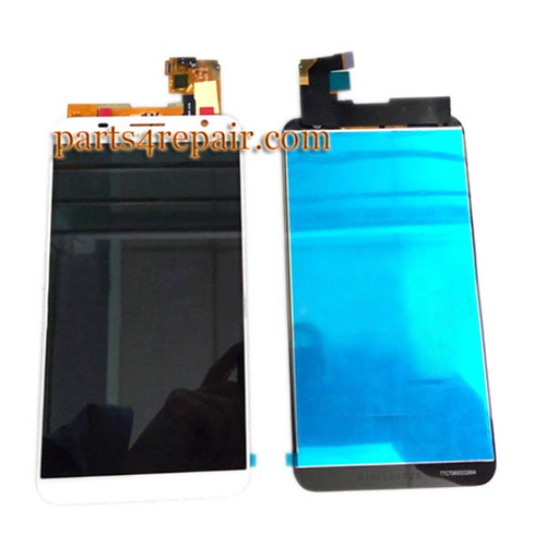 Complete Screen Assembly for Huawei Ascend GX1 SC-CL00 -White