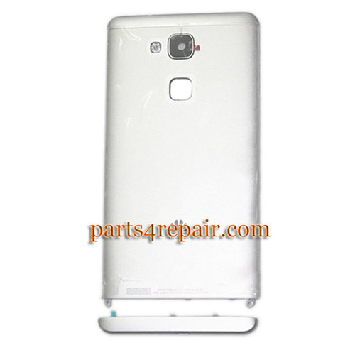 Back Housing Cover for Huawei Ascend Mate 7 -Silver