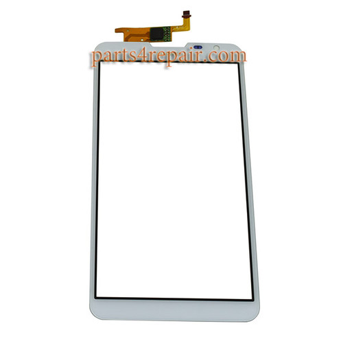 Touch Screen Digitizer for Huawei Ascend Mate2 -White