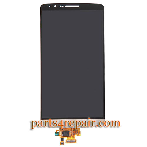 Complete Screen Assembly for LG G3 D855 D851 D850 LS990 -Gold