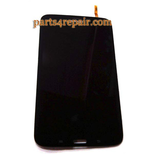 Complete Screen Assembly for Samsung Galaxy Tab 3 8.0 T311 T315 (3G Version) -Black