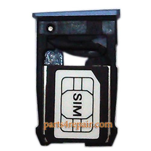 SIM Tray for Motorola Nexus 6 -Blue