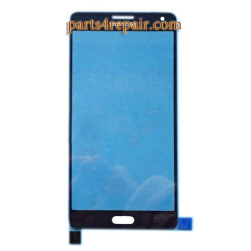Front Glass OEM for Samsung Galaxy A7 SM-A700 -Black