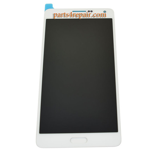 Complete Screen Assembly for Samsung Galaxy A7 SM-700 -White