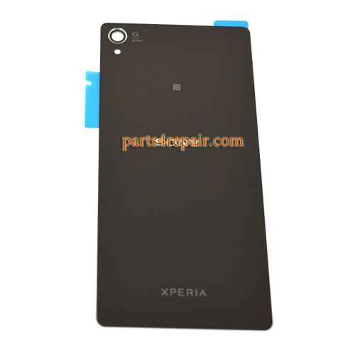 Back Cover with NFC OEM for Sony Xperia Z3 -Black