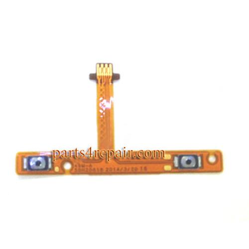 Volume Flex Cable for HTC One mini 2