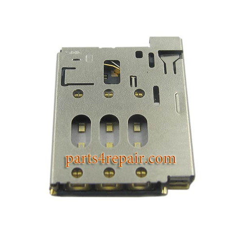 SIM Contact Connector for HTC Desire 816 816G