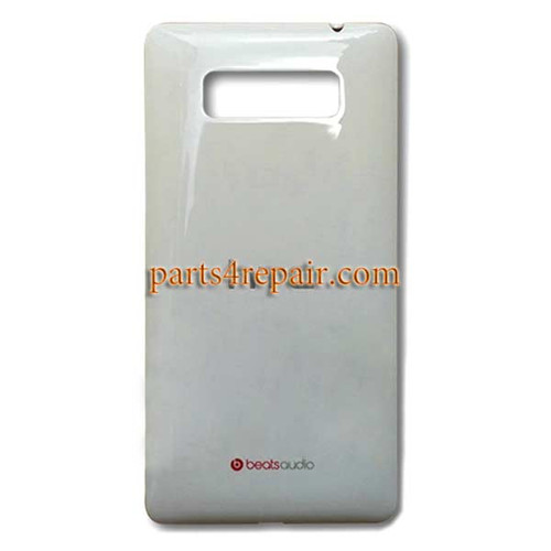 Back Cover with NFC for HTC Desire 600 -White