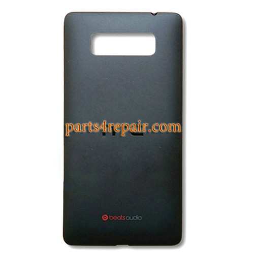 Back Cover with NFC for HTC Desire 600 -Black