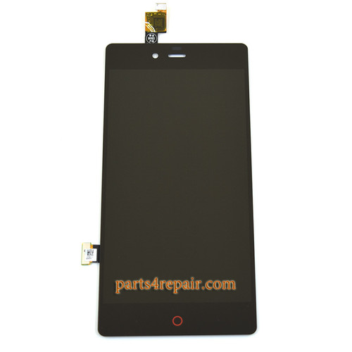 Complete Screen Assembly for ZTE Nubia Z9 mini NX511J from www.parts4repair.com