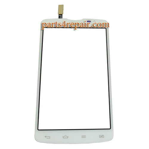 Touch Screen Digitizer OEM for LG L80 D385 -White