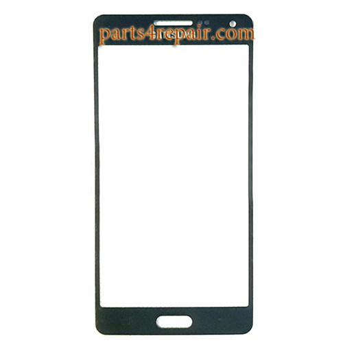 Front Glass OEM for Samsung Galaxy A5 SM-A500 -Black