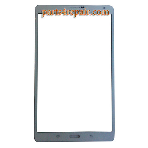 Front Glass OEM for Samsung Galaxy Tab S 8.4 T700 3G -White
