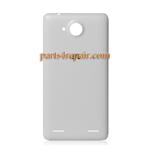 Back Cover for ZTE Redbull V5 V9180 -White