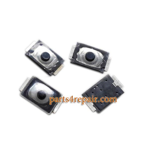 5pcs Built-in Keys for Asus Zenfone 5 A500KL