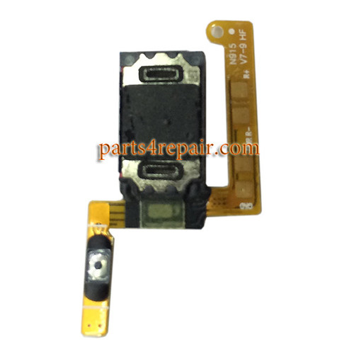 Earpiece Speaker Flex Cable for Samsung Galaxy Note Edge