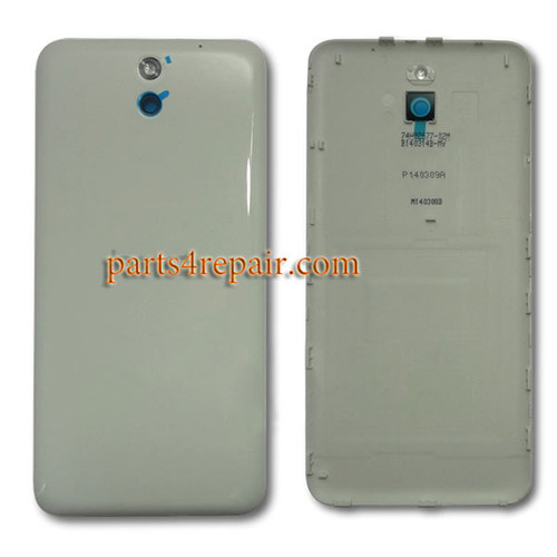 Back Cover for HTC Desire 610 -White