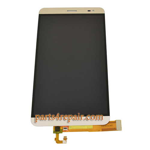 Complete Screen Assembly for Huawei Mediapad X2 -Gold