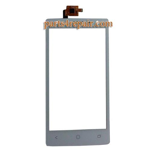 Touch Screen Digitizer OEM for Acer Liquid E3 E380 -White