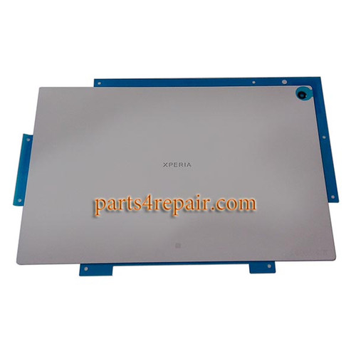 Back Cover for Sony Xperia Z2 Tablet -White
