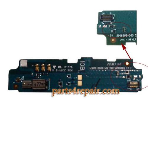 Sub Board for Sony Xperia E3 D2203 D2206