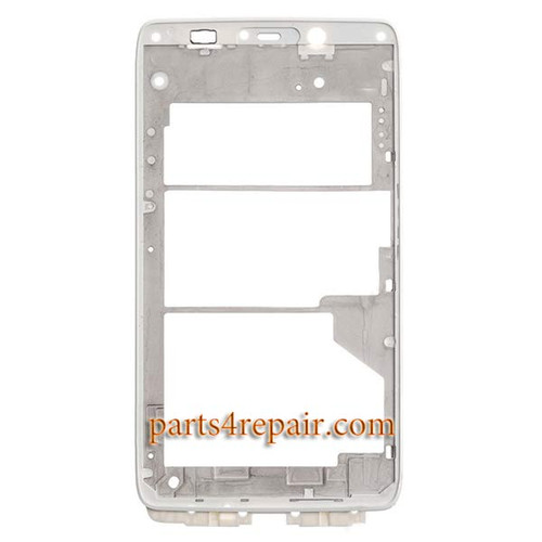 Front Housing Cover for Motorola Droid Ultra XT1080 -White