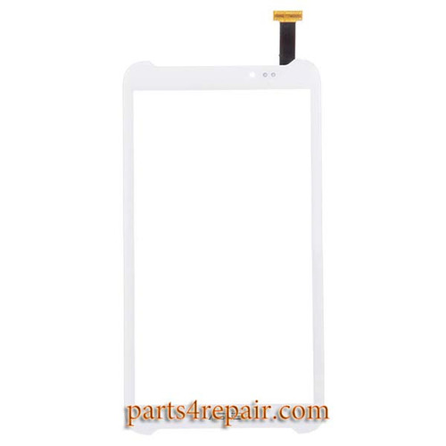 Touch Screen Digitizer for Asus Fonepad Note FHD6 -White