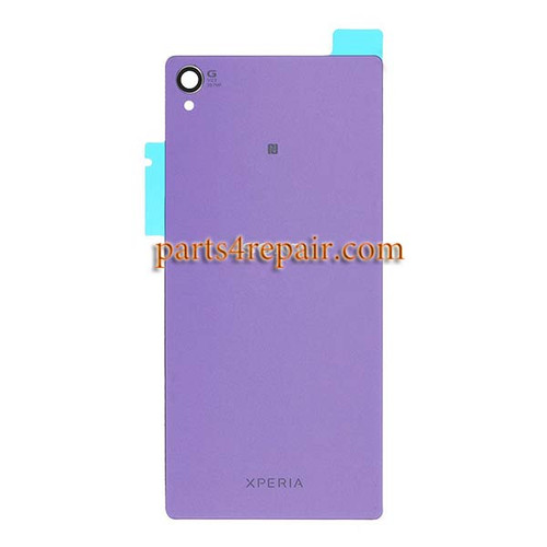 Back Cover OEM for Sony Xperia Z3 -Purple