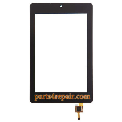 Touch Screen Digitizer for Acer Iconia One 7 B1-730 -Black