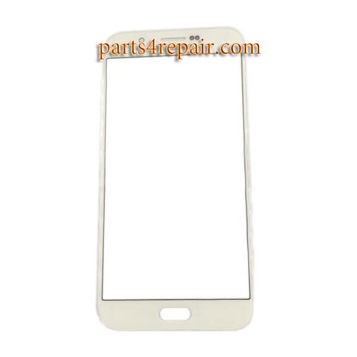 Front Glass OEM for Samsung Galaxy A8 SM-A800 -White
