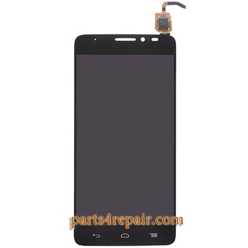 Complete Screen Assembly for Alcatel Idol X OT-6040D