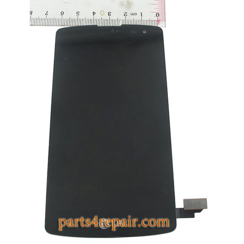 Complete Screen Assembly for LG L Fino D290N D295 from www.parts4repair.com