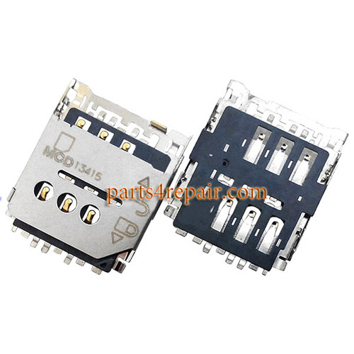 SIM Contact Reader for Huawei Ascend G6 from www.parts4repair.com