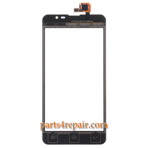 Touch Screen Digitizer for LG Optimus F5 P875 -Black