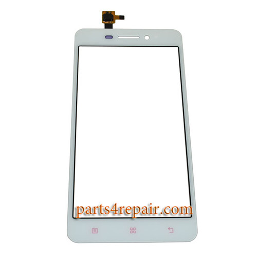Touch Screen Digitizer for Lenovo S60 -White
