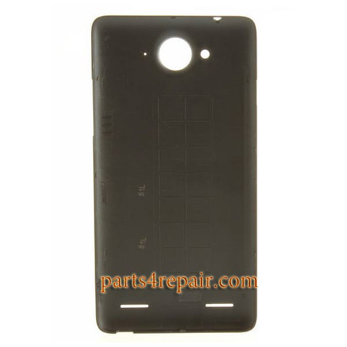 Back Cover for ZTE Redbull V5 V9180 -Black