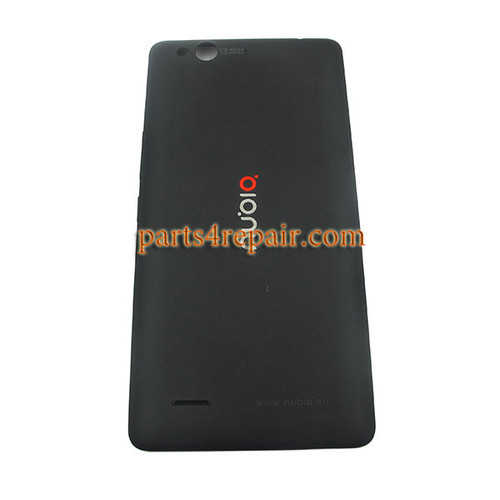Back Cover with NFC for ZTE Z7 Max NX505J from www.parts4repair.com