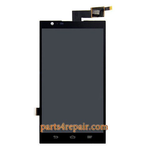 Complete Screen Assembly for ZTE Zmax Z970
