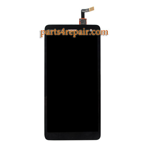 Complete Screen Assembly for Xiaomi MI 4 -Black