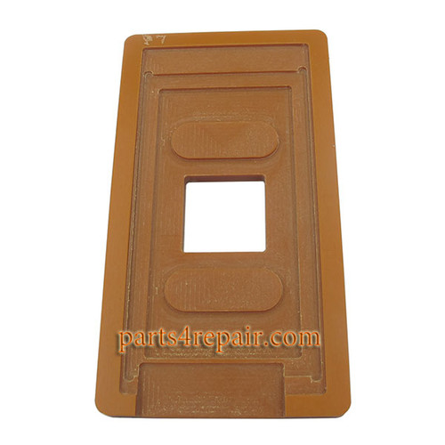UV Glue (LOCA) Alignment Mould for Huawei Ascend P7 from www.parts4repair.com