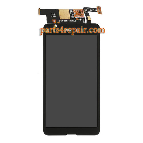 Complete Screen Assembly for Sony Xperia E4g from www.parts4repair.com
