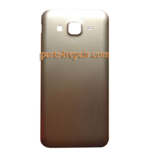Back Cover for Samsung Galaxy J5 -Gold
