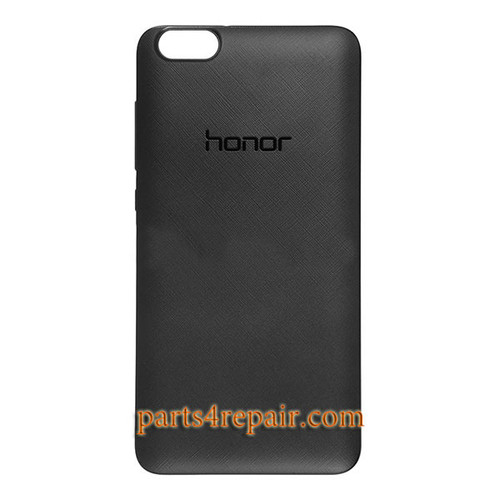 Back Cover for Huawei Honor 4X -Black