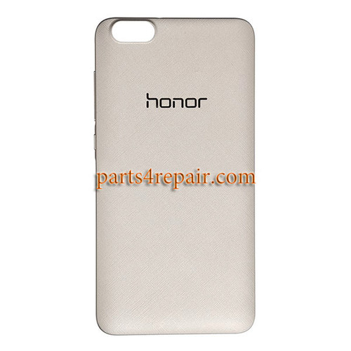 Back Cover for Huawei Honor 4X -Gold
