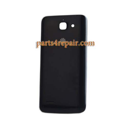 Back Cover for Huawei Ascend G730 -Black