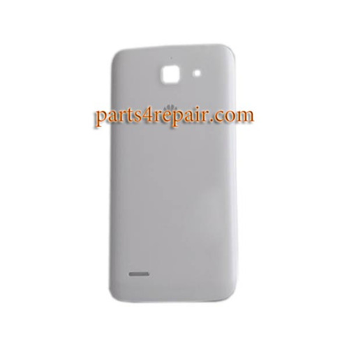 Back Cover for Huawei Ascend G730 -White