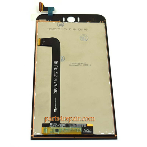 We can offer Asus Zenfone Selfie ZD551KL ZD550KL LCD + Digitizer