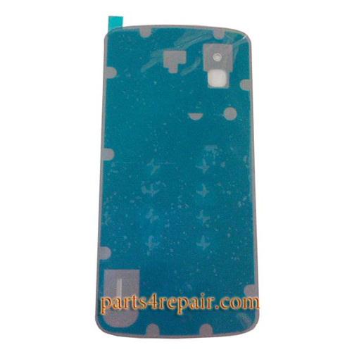 We can offer Glass Back Cover for LG Nexus 4 E960