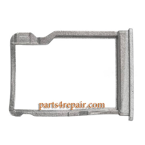 SD Tray for HTC One M9 -Silver